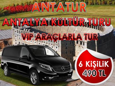 Antalya Kültür Turu